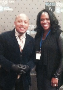 me and daymond john photo edit